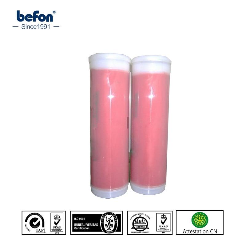 Befon اللون الناسخ الحبر الأحمر GR الحبر متوافق ل ريزو GR273 1750 2000 2750 371 372 3710 RA4200 5900/RC112/5600D/321 طابعة