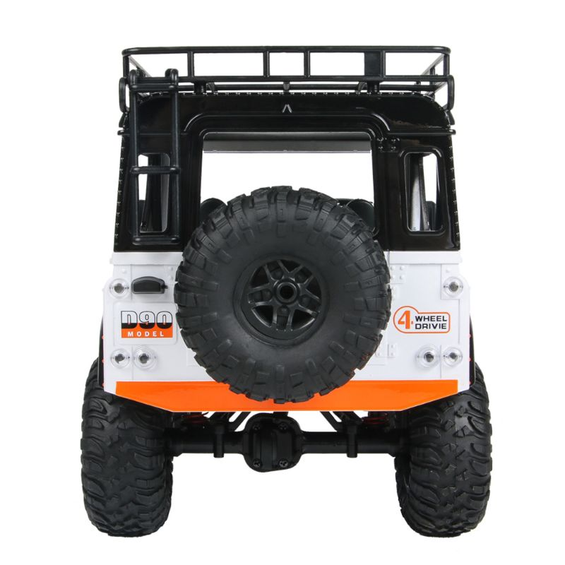 MN 99 2.4G 1/12 4WD RTR Crawler RC Car Vehicle Toy Model Outdoor Toys Kids enlarge