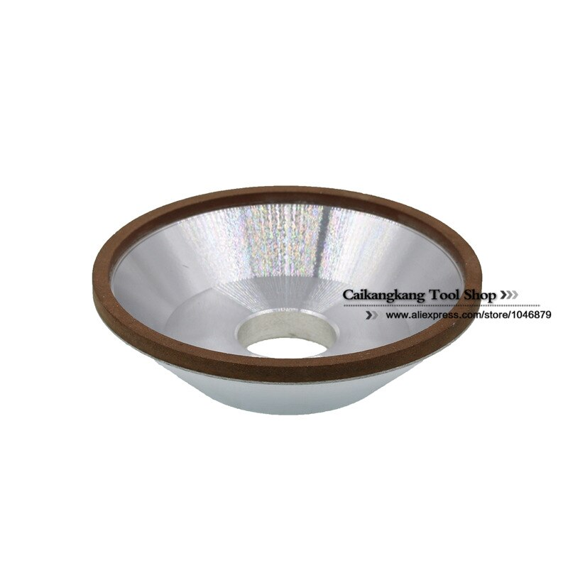 75% BW 125*32*32*5*3mm Diamond Grinding Wheel 125mm Bowl-shaped Wheel Grinding Cutt machine Grin Coarse sand