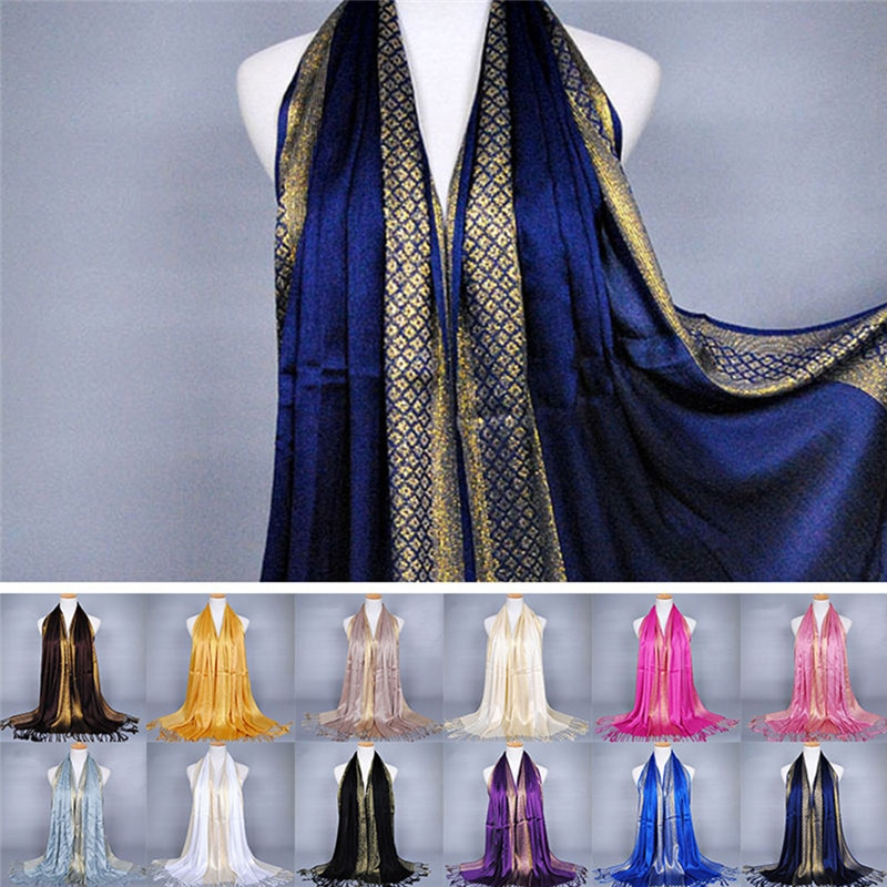 Fashion Brand Long Scarf Tassel Flowers Print Wraps Scarf Women Winter/Warm New Designer Foulard Shawls Scarves