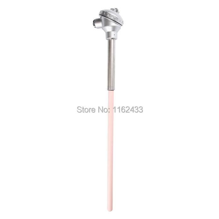 FTARP06 450mm longueur totale de la sonde tête darmure type S platine et rhodium thermocouple capteur de température WRP-130