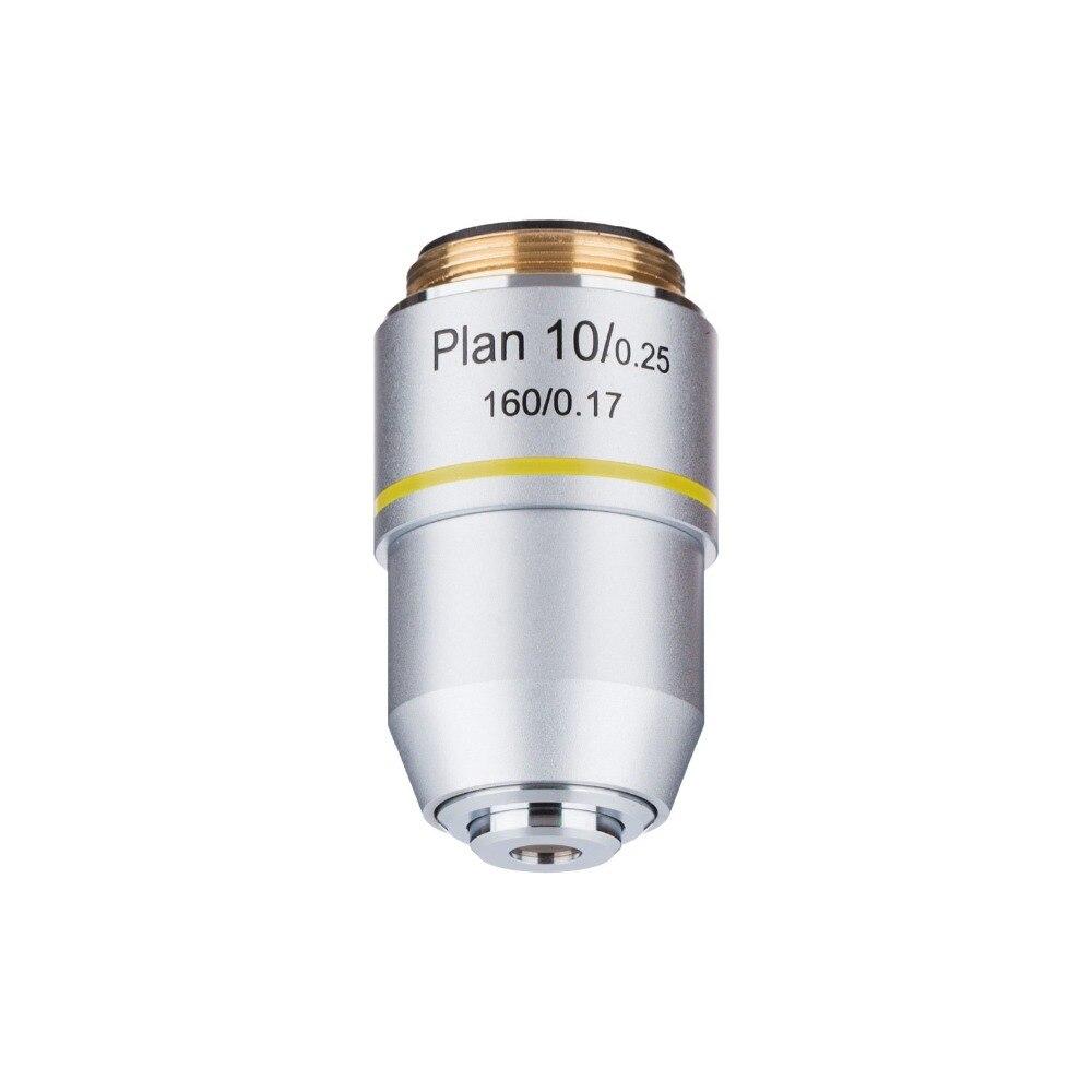 مجهر تجميلي ثنائي الأبعاد ثنائي المدى 10X PA10X-V300 عدسات موضوعية