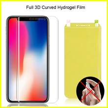 Full Coverage For Samsung Galaxy A6s Hydrogel Film Soft TPU Screen Protector For Samsung Galaxy A6S