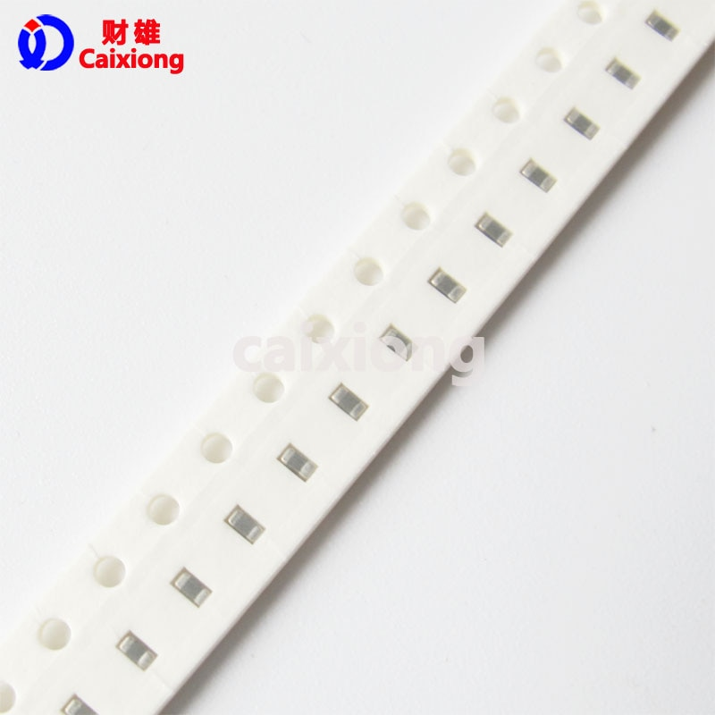 50 piezas/SMD 0603 NTC resistencia termistor 100 K OHM 5% 104J NCP18WF104J03RB temperatura negativa