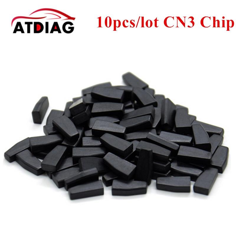 Transpondedor de CHIP de 10 unids/lote por mayor CN3 ID46 (utilizado para dispositivos CN900 o ND900)