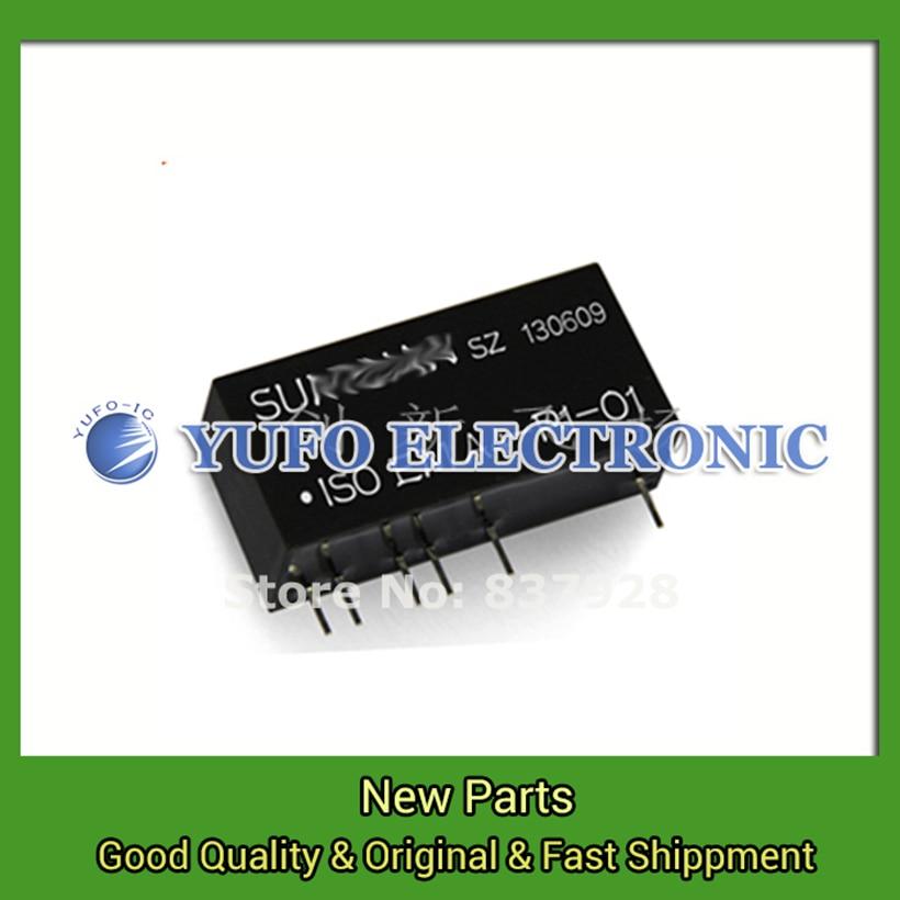 Envío gratis 1 piezas ISOEM U3-P3-O1 proxy carril aislamiento transmisor de señal amplificador de aislamiento