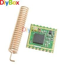 433 Mhz Lora SX1278 dalekiego zasięgu RF bezprzewodowy moduł SPI DRF1278F wbudowany czujnik temperatury dla Arduino