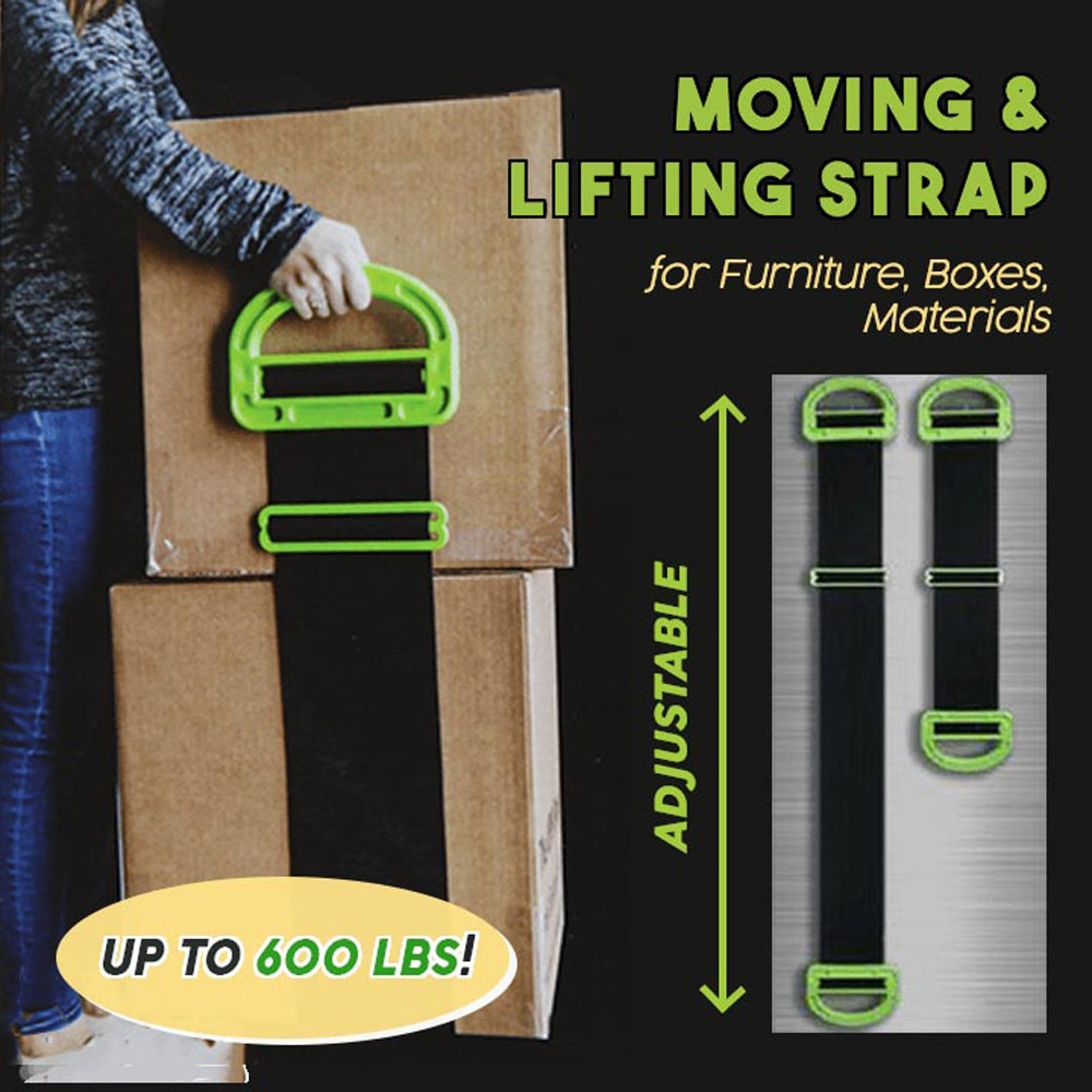 Регулируемые переворачивающиеся и подъемные ремешки для мебельные коробки, матраса, зеленые ремешки для крепления