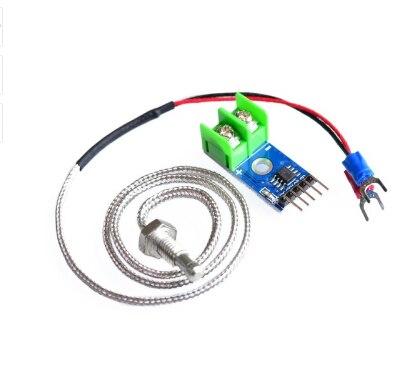 MAX6675 type thermocouple temperature sensor module