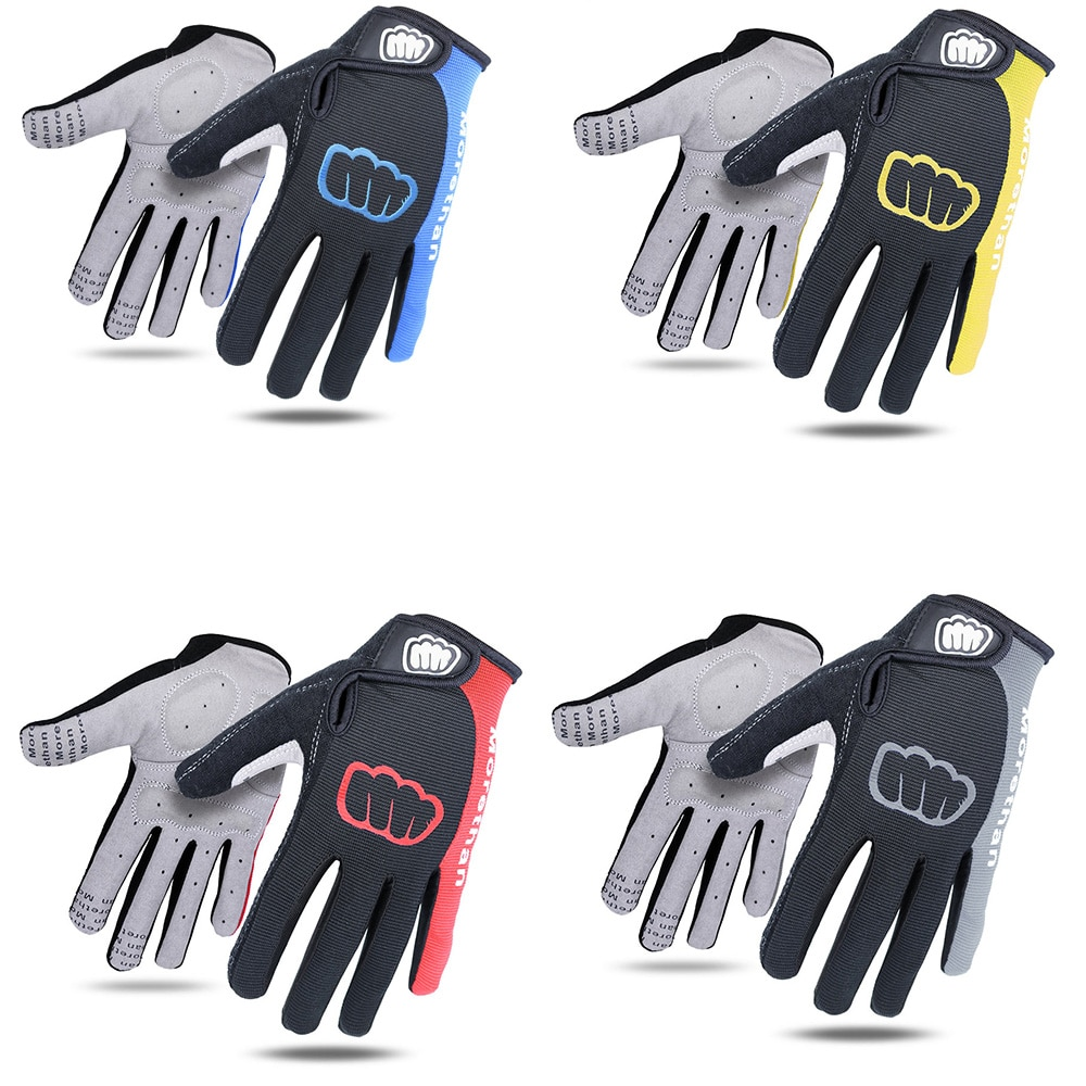 Women Men Winter Cycling Gloves Full Finger Bicycle Gloves Anti Slip Gel Pad Motorcycle MTB Road Bike Gloves