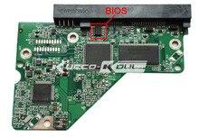 HDD PCB placa de circuito 2060-701640-007 REV A para WD 3,5 SATA disco duro recuperación de datos de reparación