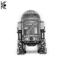 Star Wars R2 robot Metal Bottle Opener Star Wars Fans collection Souvenir gifts porte clef llaveros A man good partner