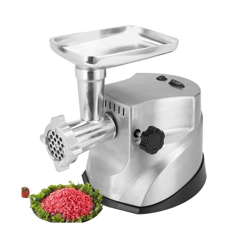 Household Meat Grinder Commercial Electric Stainless Steel Multi-function Enema Twisted Garlic and Meat Grinder MGF manual mixer stainless steel blade high quality multi function meat grinder rotary machine kitchen meat grinder c