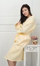 Livraison gratuite nouvelle momie maternelle post-partum femmes peignoir serviette de bain sueur évaporation hôtel peignoir