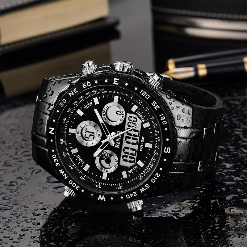 Men Sports Watches Top Brand Luxury 2018 For Men Military Wristwatch Male Clock relogio masculino Quartz Wrist Watch Waterproof