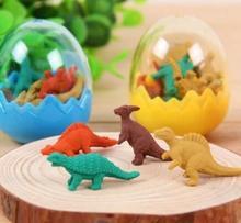 Effaceurs créatifs pour enfants   Gommes créatives en forme de petits œufs de dinosaure, gommes mignonnes de dinosaure pour élèves, prix