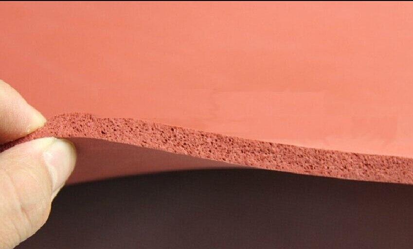 500x500x3 мм силиконовая губка резиновый лист пластина Pad 50x50 см (20x20