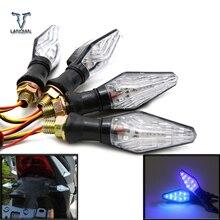 Motorcycle Turn Signal Lights Moto Signal Lamp for KAWASAKI ZR750 ZEPHYR VERSYS 1000 Z650 Z900 650cc Z1000 ZZR1200 ZG1000
