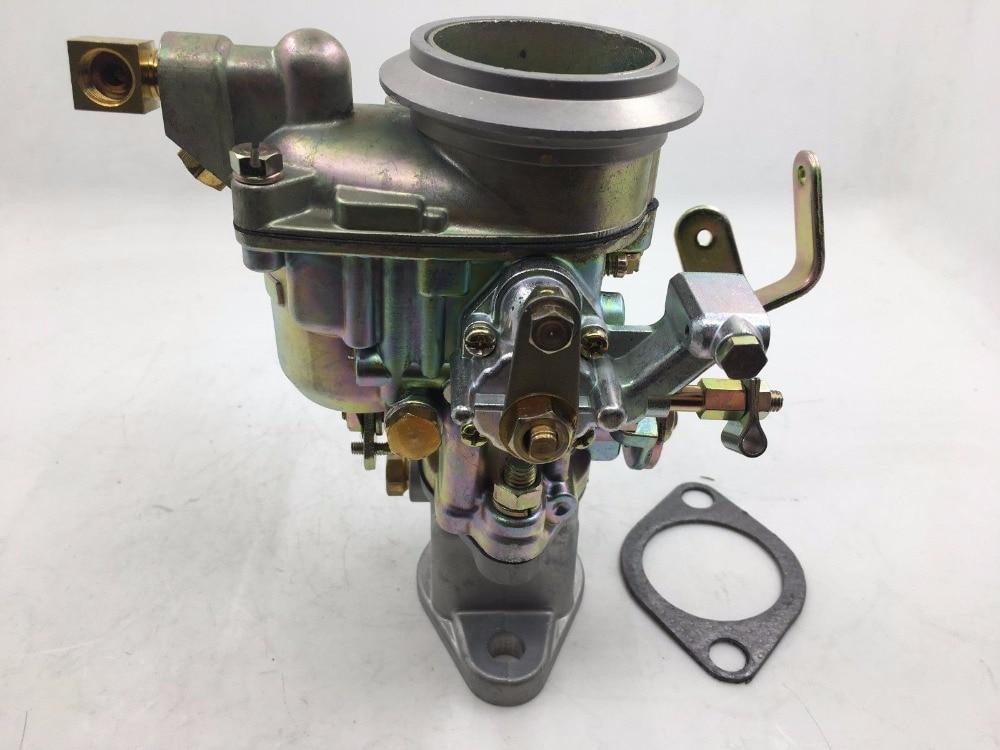 Solex estilo carburador encaja Jeep Willys CJ3B CJ5 CJ6 134 ci F-cabeza 17701,02 1 barril