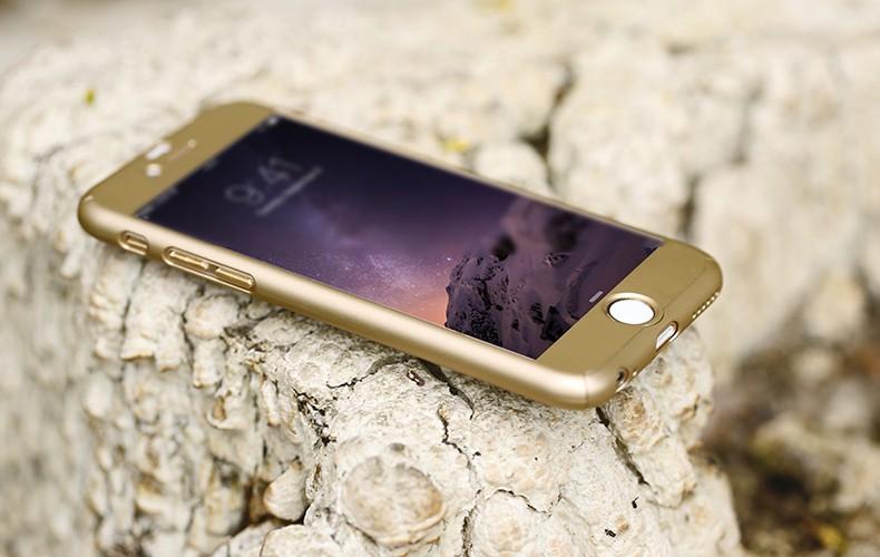Floveme 6 s 7 plus armor screen protector 360 stopni case dla iphone 7 6 6 s dla iphone 6 6s 7 plus full chroń odporny na wstrząsy pokrywa 14