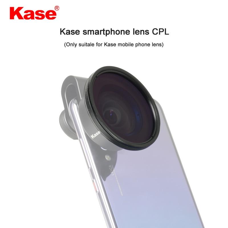 Kase CPL Filtro para Lente de Smartphones Kase II-Wide Angle/Lente Macro