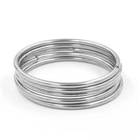 5 pieceslot inner diameter of 70mm big circle diy clothing accessories big rings curtains hanging ring bag buckles