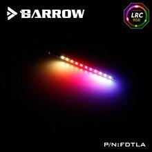 BARROW Aurora 5V GND RGB Licht 3Pin zu Motherboard AURA Unterstützung 150mm/200mm/260mm t-Virus Zylindrischen Wasser Kühlmittel Tank