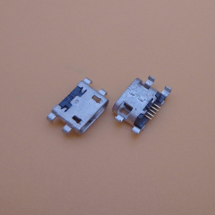 5 uds Mini micro USB Jack conector enchufe dock 5pin hembra piezas para Blackview A7 A7 Pro A7Pro 5. inch HD puerto de carga