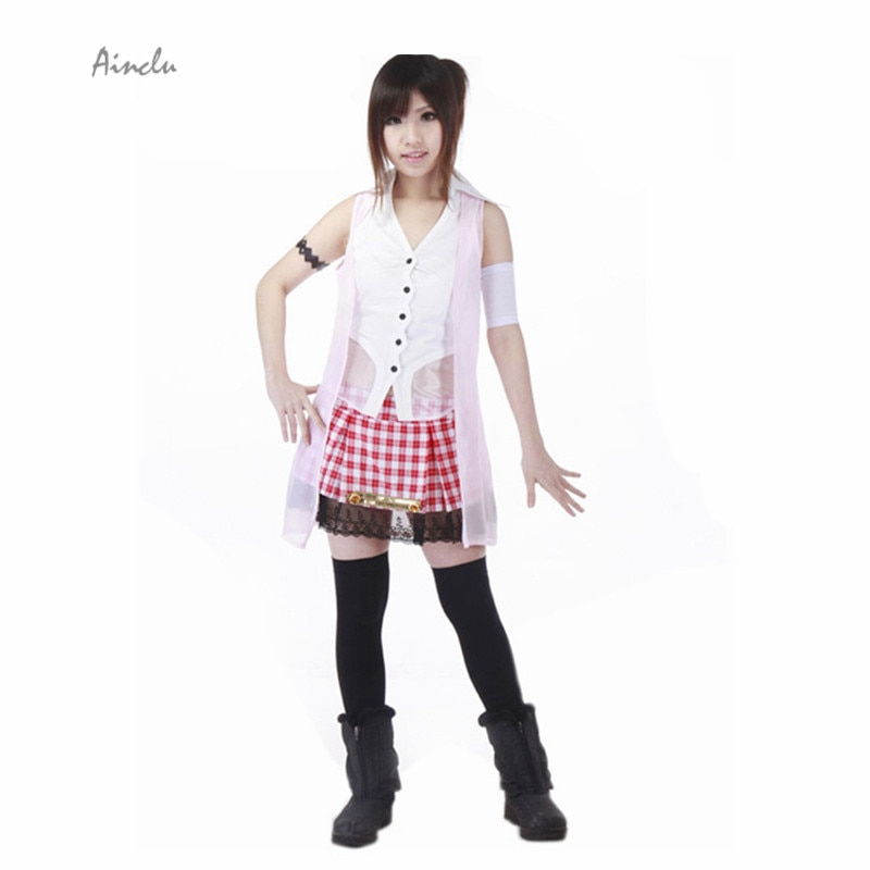 Ainclu/бесплатная доставка, новый костюм для косплея