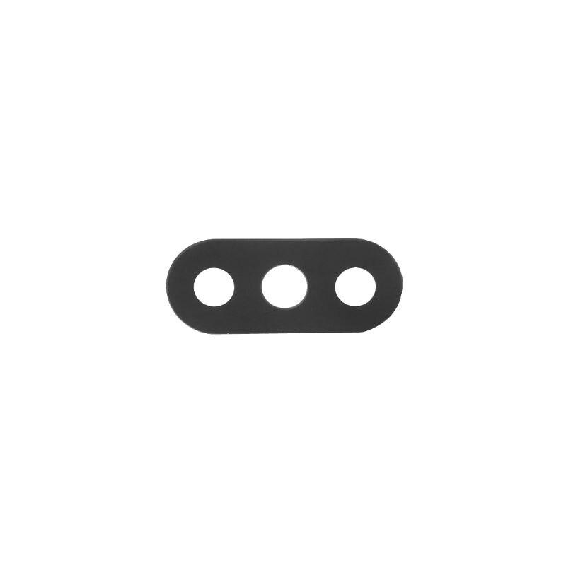 Cristal de cámara para Redmi Note 5 Original lente de cámara trasera cristal para carcasa con adhesivo HM
