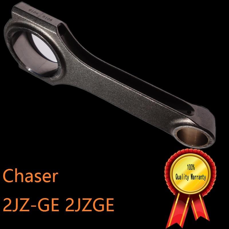 Turbo Китай сделал низкой цене-высокое качество распределительного вала 2 2JZGTE кованый луч H шатун для Toyota Chaser заготовки поршни