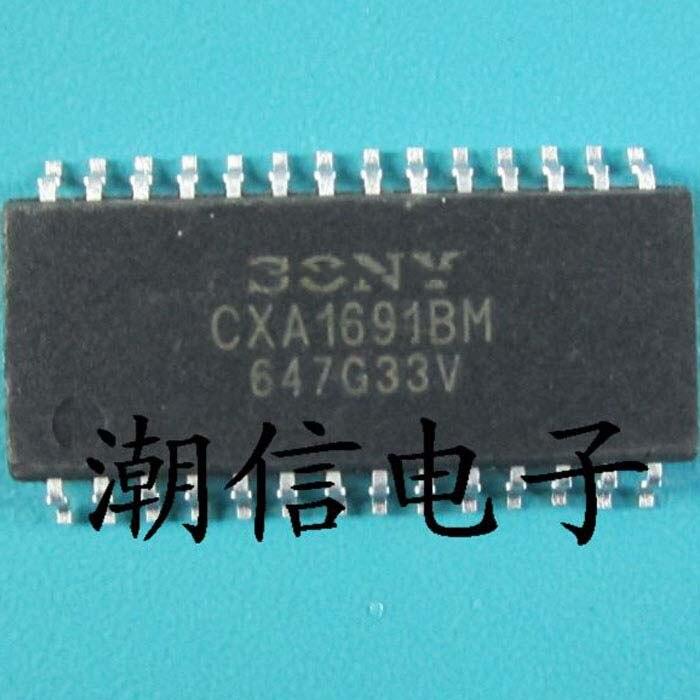 O envio gratuito de new % 100 nova % 100 CXA1691BM SOP-28