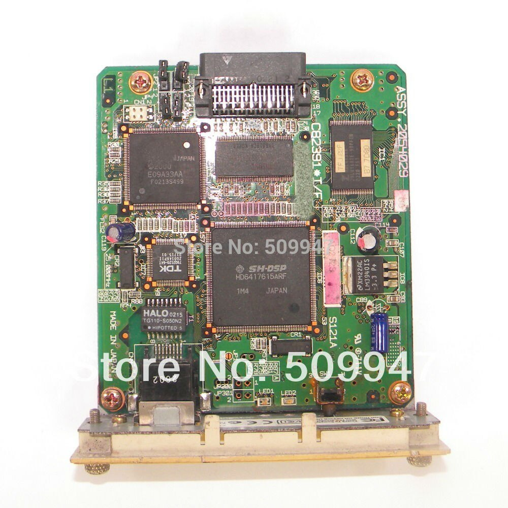 Servidor de impresora 10/100, tarjeta de red Ethernet C82391 para impresora EPSON, Envío Gratis