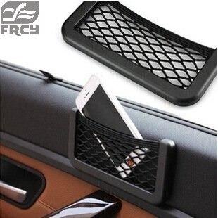 Accesorios de coche bolsa de almacenamiento de coche estilo de coche para FORD FOCUS 2 focus 3 Mondeo KUGA Fiesta Ecosport