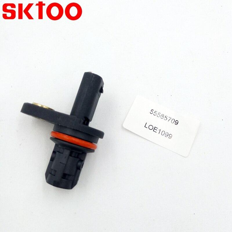 Датчик положения распределительного вала SKTOO для Chevrolet Cruze Aveo Sonic Opel Vauxhall Pontiac 55565708 55565709