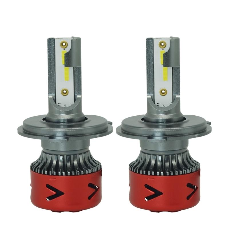 Nuevos productos de nueva generación bulbos automotrices Led V16 H1 H8 H9 H4 H7 H11 9012 Led 9008 H13 9004 9006 Auto faros Led H4 Lig