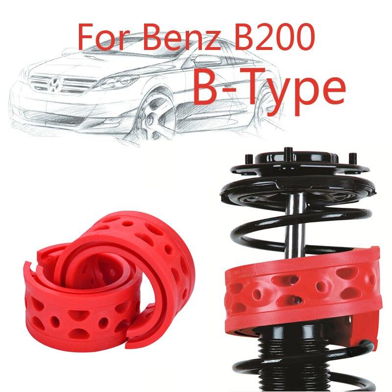 1 par de amortiguadores delanteros Jinke, tamaño B, potencia de parachoques, amortiguador para Benz B200