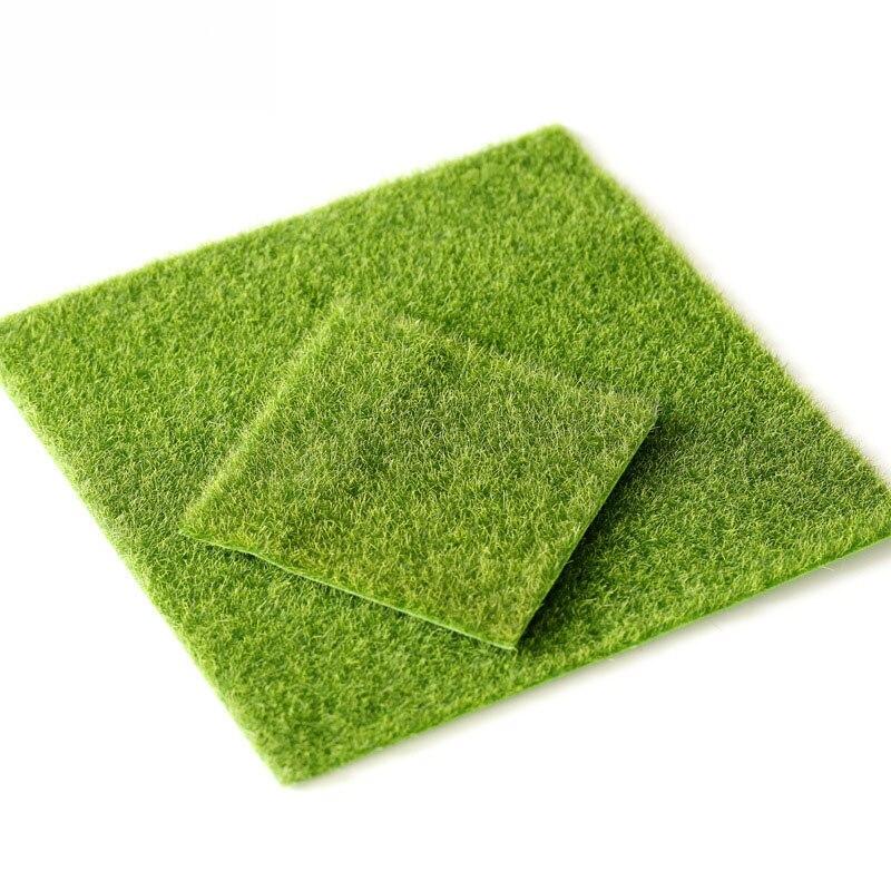 15 см настоящий сенсорный Искусственный мох искусственный газон микро ландшафт мха трава Флорес Искусственные цветы листва для домашнего свадебного декора