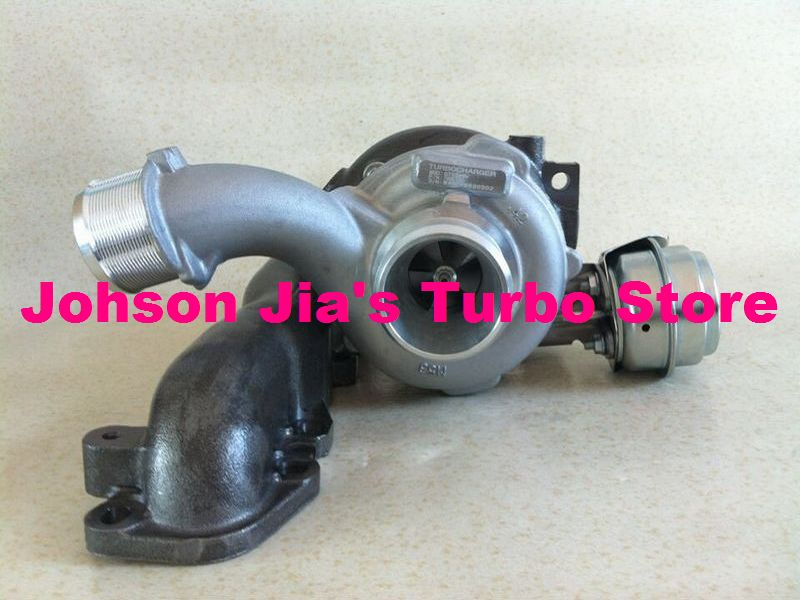 Nowy GT1749V/766340 773720 Turbo turbosprężarka FIAT Croma II, OPEL Astra H, Signum, Vectra, zafira, SAAB 9-3 II, Z19DTH 1.9 CDTI 110KW
