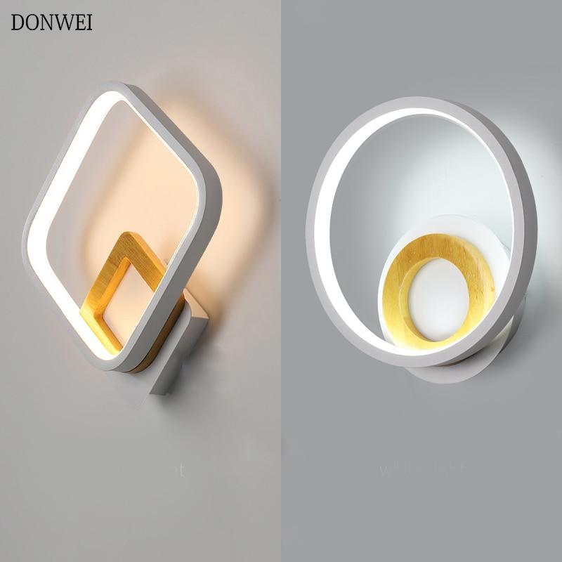 14w led arandelas de parede iluminação interior lâmpada parede contemporânea montado ligting para o quarto sala estar do hotel corredor luz