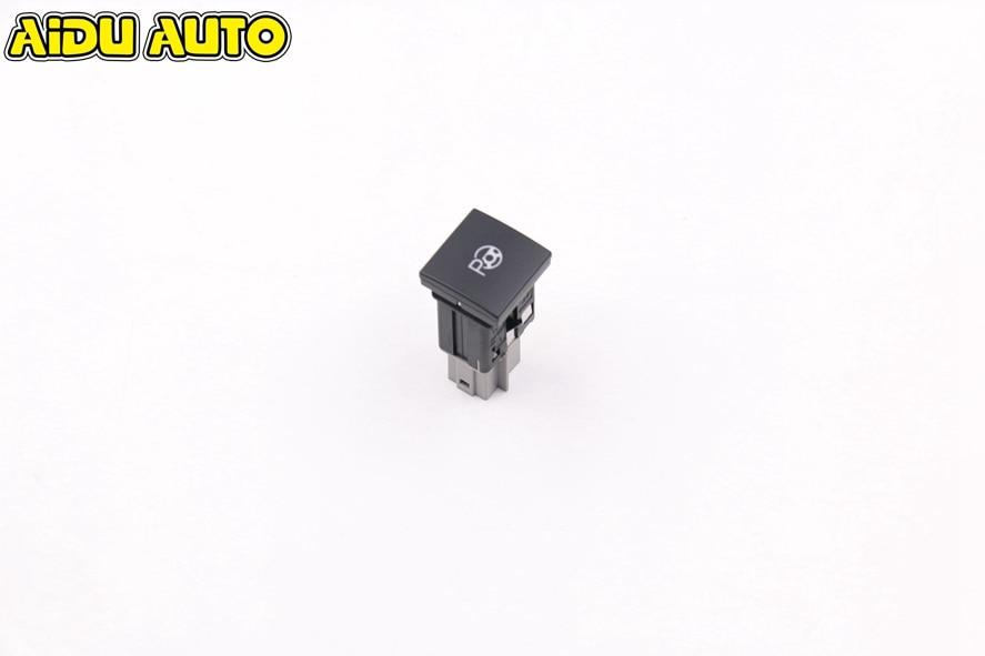 Para VW Golf 6 MK6 Jeta MK5 mk6 auto PLA estacionamiento PDC botón interruptor