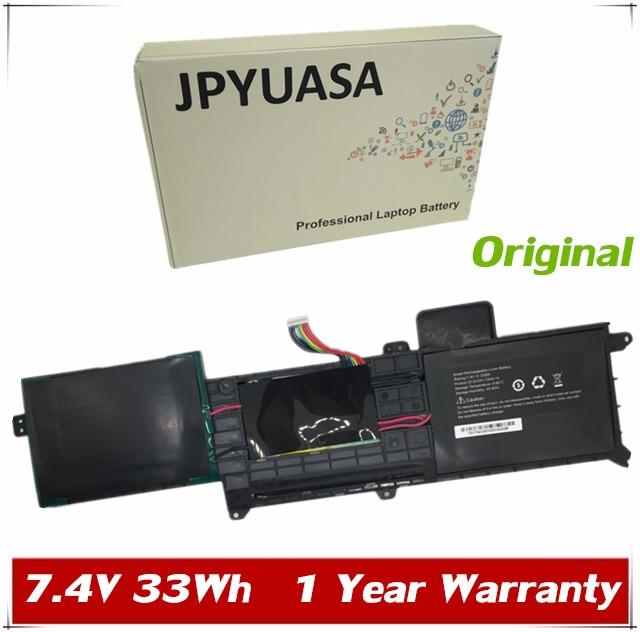 7XINbox 7.4V 33Wh Original SU341-TS46-74 CL341-TS23 Laptop Battery For Dell CL341-TS23 Built in Batt