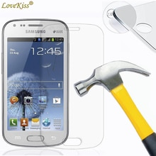 For Samsung Galaxy S DUOS S7560 S7562 S DUOS 2 Trend Plus S7580 S7582 Screen Protector Tempered Glas