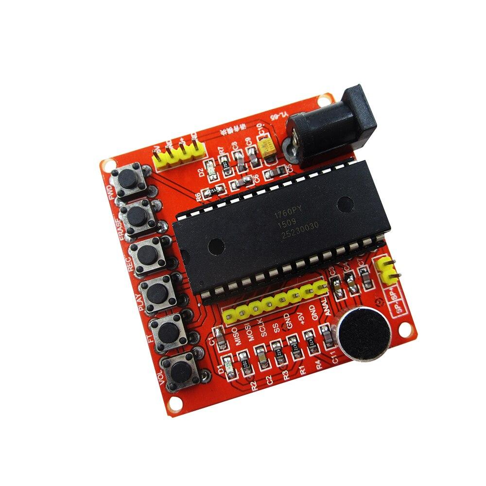 TIEGOULI 1 pcs ISD1700 série ISD1760 Módulo de Gravação de Voz de Classe Do Módulo de Voz Módulo para AVR PIC