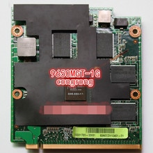 9650M GT G96-650-C1 1024MB MXM-II vga карта для ASUS M50 M50V M70 M70V M50 M50VM M50VM M50VM M50VN M70VM