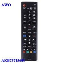 AWO TV Fernbedienung AKB73715601 fit Für LG Für LG 55LA690V 55LA691V 55LA860V 55LA868V 55LA960V LED TV Unvisersal Controller