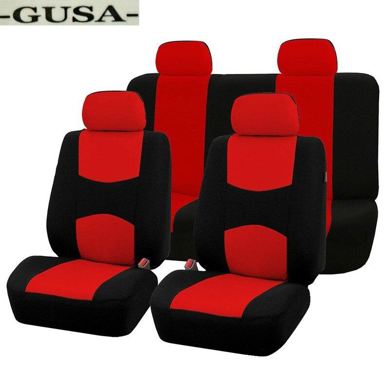 Luxury Fashion Car Seat Cover Cushion Protector Mat Pad For Fiat linea marea palio panda grande punto stilo uno zotye t600