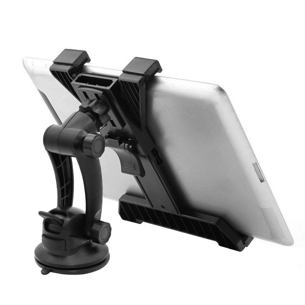 Xnyocn Tablet Car Holder Phone Bracket Desktop Shelf Windshield Car Mount Crib for iPad for Samsung Tab for 7 8 9 10 inch