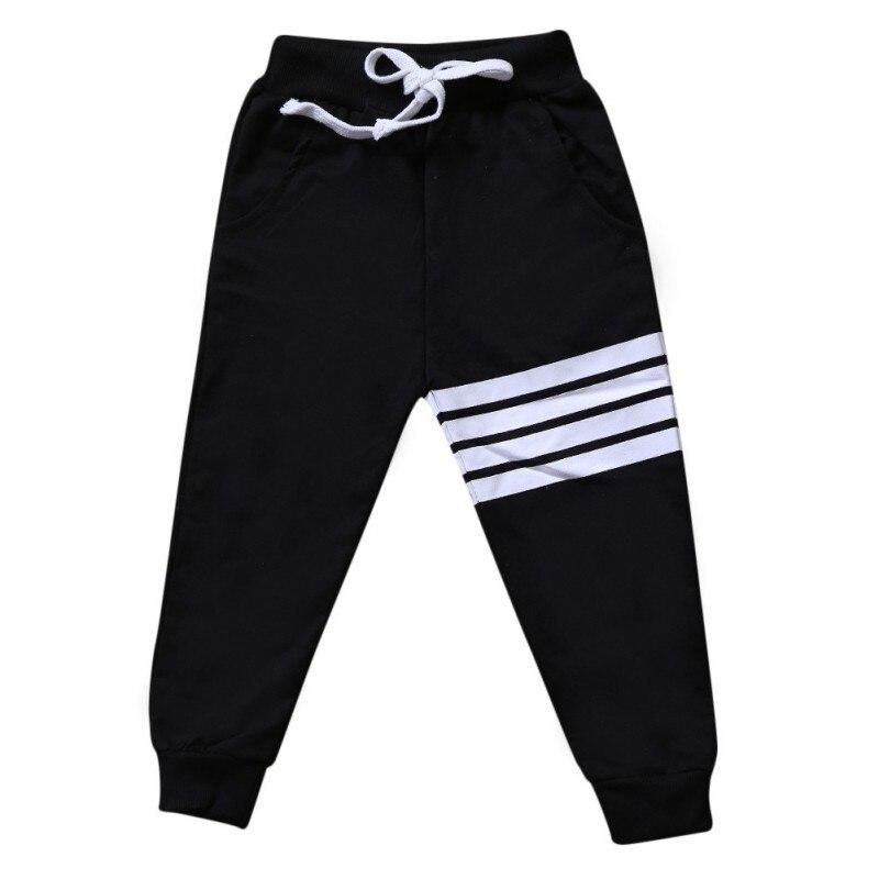 Kids Pants Baby Boys Casual Pants Kids Clothing Cotton Boys Long Trousers Baby Boys Clothing Sport Pants Spring