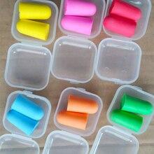 Bouchons doreille filaires en Silicone souple   Bouchons de réduction du bruit, couvre-oreilles Protection auditive